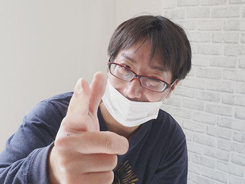 専属カメラマン大伏さん